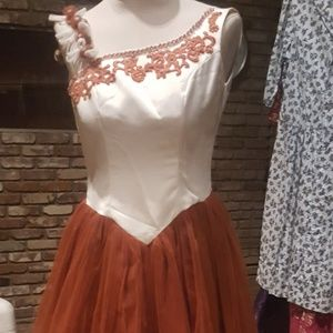 gorgeous VINTAGE sz 2 dress
